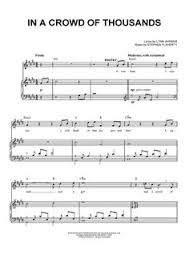 musical sheet journey to the past from anastasia the new musical sheet music