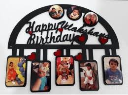 mdf and wooden customized photo frames