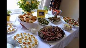 Kitchen Tea Food Bridal Shower Party Food Ideas Youtube
