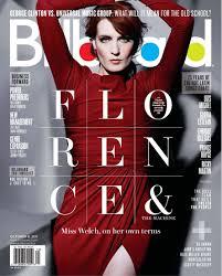 Billboard Promotes Florence Welch Billboard Magazine