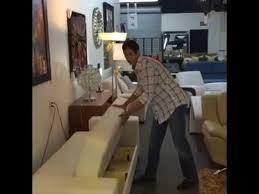 opening up the istikbal kobe sofa you