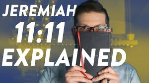 Jeremiah 1111 Explained Us Movie Bible Verse
