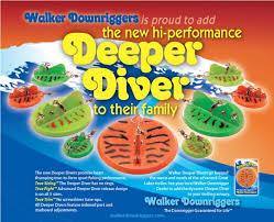 Walker Deeper Diver Size 107