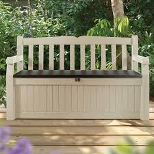 keter 2 seater eden garden storage
