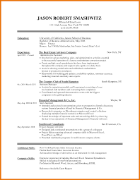 6 Resume Templates Word 2013 Budget Reporting