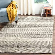 safavieh porcello ivory grey rug laurel foundry modern farmhouse hand tufted