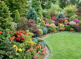 Small Picture 18 Wonderful Flower Bed Ideas for Full Sun That You Have to Know