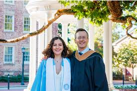 Hussman's Julia Johnson '20 and father celebrate dual Carolina degrees |  UNC Hussman School of Journalism and Media
