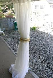 thrift outdoor patio curtains patio ideas outdoor curtains budget outdoor living porches