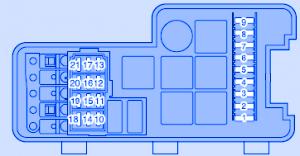 vw t6 fuse diagram vw image wiring diagram volvo s60 t6 awd 2009 fuse box block circuit breaker diagram on vw t6 fuse diagram