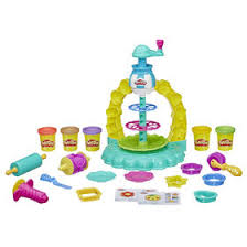 <b>Play</b>-<b>Doh Kitchen Creations</b> Sprinkle Cookie Surprise Play Food Set ...