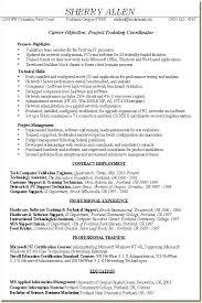 Coordinator Resume Examples. training coordinator resume training .