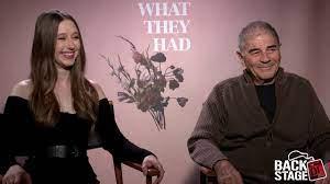 Alzheimer's Drama WHAT THEY HAD with Taissa Farmiga & Robert Forster -  YouTube