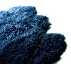 faux mongolian fur rug grey faux fur rug beige sheepskin lamb black floor area charcoal bear