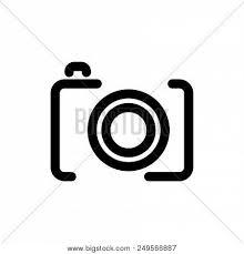 Camera Vector Icon Vector Photo Free Trial Bigstock