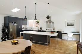 contemporary pendant lighting for kitchen. Island Recessed Lighting Kitchen Midcentury With Contemporary Pendant Lights For