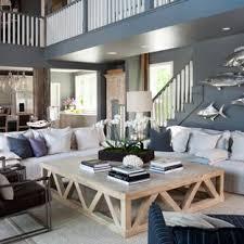 Light gray living room furniture Paint Living Room Beach Style Open Concept Light Wood Floor Living Room Idea In Dc Metro Houzz Blue Gray Living Room Ideas Photos Houzz