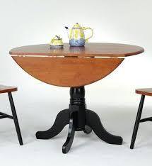 drop leaf pedestal table solid birch round pedestal table white drop leaf pedestal table