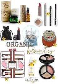 are you gifting an eco conscious loved one our organic beauty gifts will be a total hit featuring the best in clean beauty these truly organic brands are