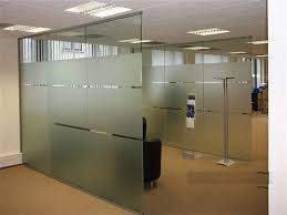 Image Room Dividers Pinterest Glass Office Partitions In Fairview Nj Glass Service New