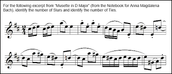 A slur is a curved line that connects two notes of pitch. Counting Slurs Ultimate Music Theory