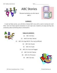 1st Grade Reading Comprehension Worksheets Free. Reading ...