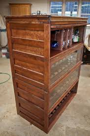 Portable Liquor Cabinet Awesome Lawyers Bookcase Repurposed Into A Wine And Liquor