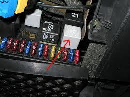 relays failures vw golf fuel pump relay location at Jetta Fuel Pump Relay Diagram