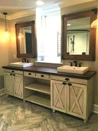 rustic bathroom vanities ideas. Interesting Rustic Reclaimed Open Vanity For Rustic Bathrooms Small Bathroom  To Rustic Bathroom Vanities Ideas