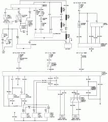 1991 toyota pickup alternator wiring diagram wiring diagram 1985 nissan 720 wiring diagram auto schematic