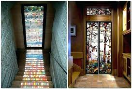 interior doors stained glass designs wood pocket choice image sliding e