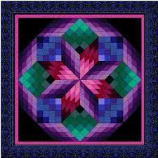 Pinterest'teki 25'den fazla en iyi Star quilt patterns fikri ... & lone star quilt pattern | Free Star Quilt Patterns – Lone Star Quilt & more Adamdwight.com