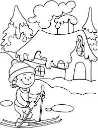 Small Picture winter clothes coloring pages January Family Fun Days