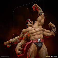 Mortal Kombat - Goro Statue by Iron Studios - The Toyark - News