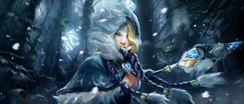 dota 2 snowdrop wallpapers hd dota wallpapers res 3788x1628