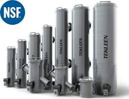 TEKLEEN Industrial and Irrigation Water Filters, Flush Valves, and ...
