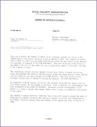 Disability Appeal Letters Copy Of Ssi Denial Letter Social Security Disability Award Letter