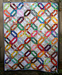 "black white fabric"" | WOMBAT QUILTS & modern scrap floral quilt Adamdwight.com"