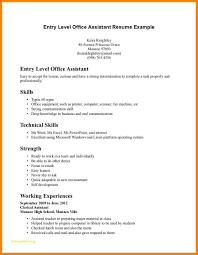 Entry Level Medical Assistant Resume Monzaberglauf Verbandcom