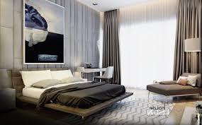 Lounge Bedroom Masculine Apartment Bedroom Lounge Chair Wooden Floor Box Goose