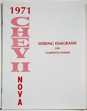 1971 chevy nova 1971 chevy ii nova wiring diagram