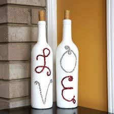 Decorative Wine Bottles Ideas 100 Homemade Wine Bottle Crafts Painted wine bottles Pipes and 82