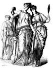 Древнегреческие костюмы
