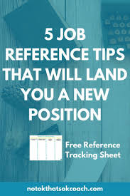 best ideas about reference letter work reference check out these easy 5 tips to land great job references