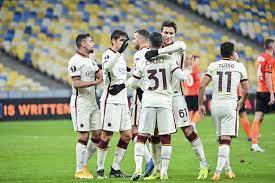 Shakhtar Donetsk x Roma como aconteceu - resultado, destaques e reação