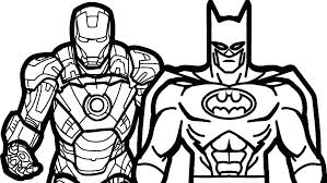 Superhero Coloring Pages Printable Marvel Coloring Pages Free