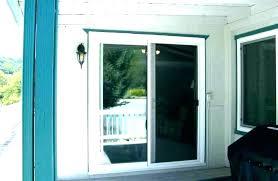 sliding door rough opening glass 6 andersen ft measure the size framing