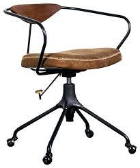 industrial desk chair office umber tan black chairs target look