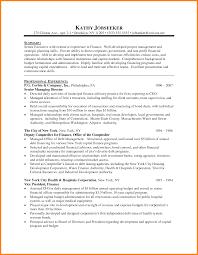 Cover Letter Sample Director Of Finance Resume Sample Hotel