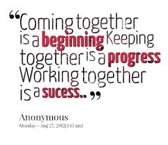 Together Quotes Working Together Inspirational Quotes Together Quotes Classy Work 45